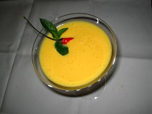 Mango Chili Milchshake