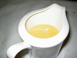 Sauce Hollandaise - Rezept Bild