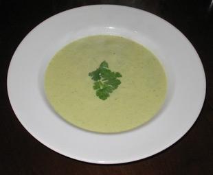 Weisskohl Cremesuppe