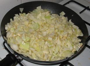 Weisskohl Suppe