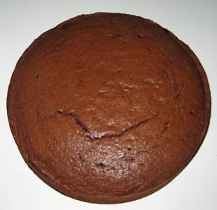 Schokoladenkuchen, perfekt als Geburtstagskuchen