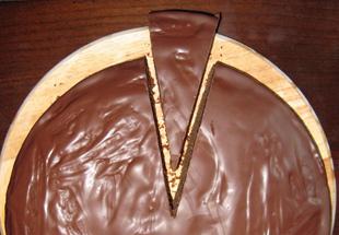 Schokoladenkuchen perfekt als geburtstagskuchen