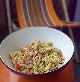 Rezeptbild - Italienischer Nudelsalat