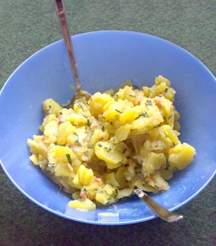 Rezeptbild - Kartoffelsalat