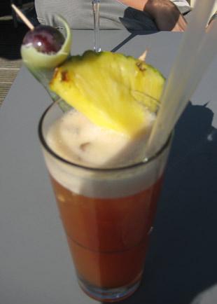 Cocktail Sex on the Beach (USA) mit Cranberrysaft