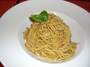 Rezeptbild - Spaghetti Trapanese