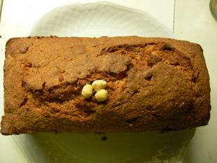 Kuchen mit Walnuss