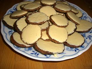 Plätzchen - Falsches Butterbrot