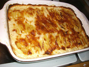 Kartoffelgratin - Rezept Bild