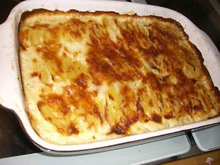 Kartoffelgratin - Rezept Bild