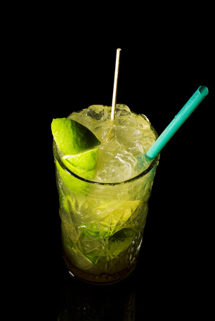 Cocktail Caipirinha