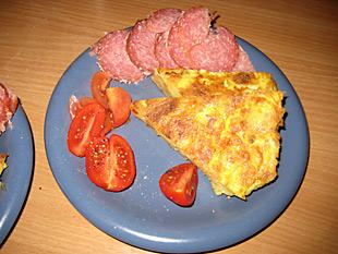 Spanische Tortilla - Rezept Bild