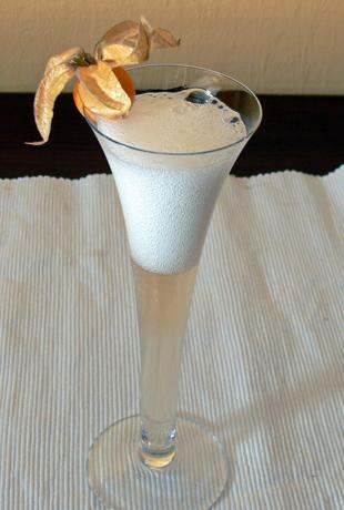 Champagner-Drink