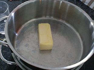 Butter verschlagen - Rezeptbild