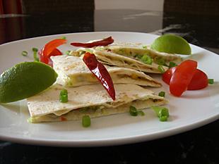 Quesadillas - Rezept Bild