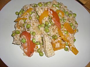 Serbisches Reisfleisch - Rezept Bild