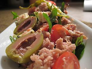 Thunfischsalat - Rezept Bild