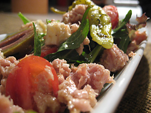 Rezept mit Bild - Thunfischsalat
