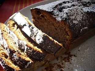 Rotweinkuchen - Rezept Bild