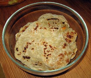 Chapati - Fladenbrot aus Afrika