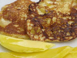 Mango Omelett
