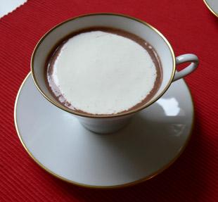 Oma's heiße Schokolade