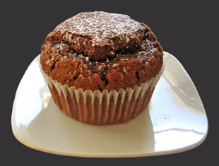 Schoko Rum Muffins