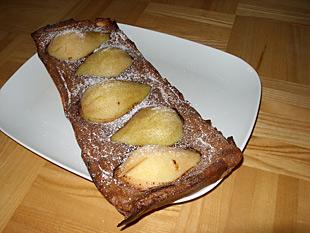 Schoko Birnenkuchen