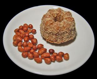 Haselnuss-Muffins