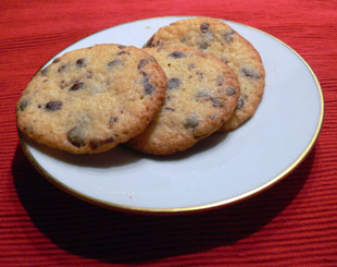 Schokoladen Cookies