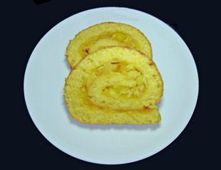 Apfel-Mandel-Rolle