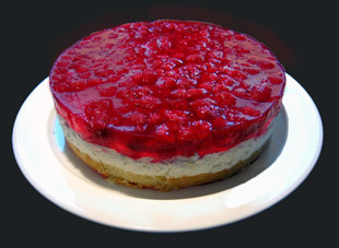 Himbeertorte