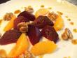 Rote-Bete-Salat mit Orangen und Walnüssen