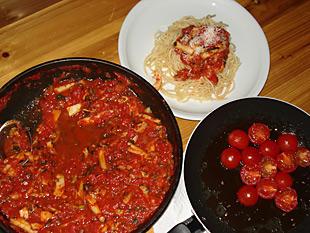 Sepia italienisch zubereitet
