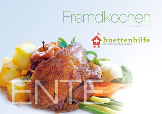 Kochbuch Entenrezepte