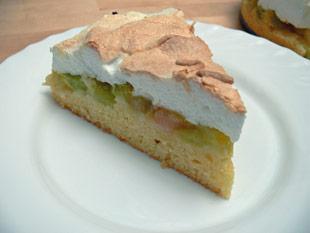 Rezept Rhabarberkuchen Mit Baiserhaube Huettenhilfe De