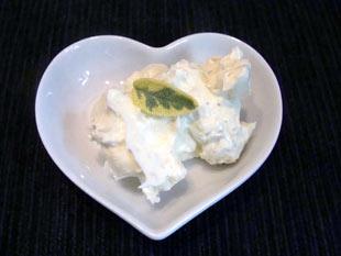 Salbei-Knoblauch-Margarine