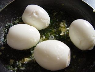 Eier garen
