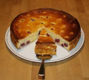 Kirsch-Käse-Kuchen