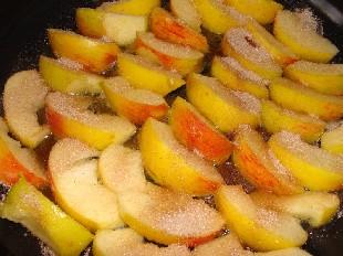 Apfelspalten_nah