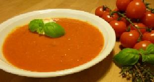 Tomatensuppe italienische Art