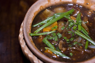 Bo Kho (Vietnamesische Rindersuppe)