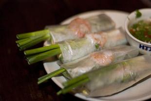Cuon Hue (Hue Frühlingsrollen)