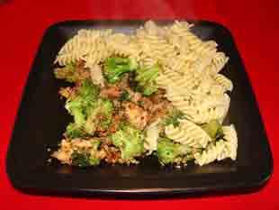 Scharfer Broccoli