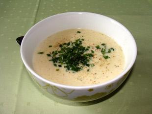 Vegane Knoblauchsuppe