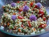 Couscous-Kruter-Salat