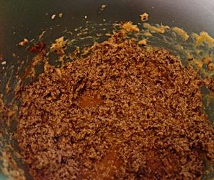 Schokoladenmasse für Glühweingugelhupf