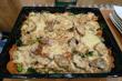 Pfefferfilet-Pfännchen mit Gemüse