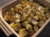 Ofenkartoffeln mit Knoblauch und Kräutern
