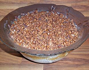 Schoko Müsli Dessert